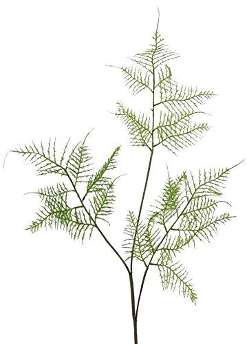 Kunstpflanze FARNZWEIG ca 84 cm. Künstlicher Farn, Beiwerk in grün.