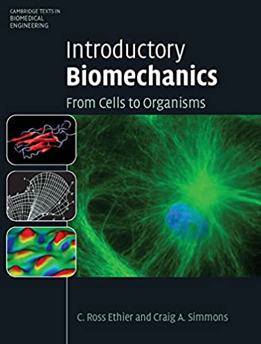introductory biomechanics from cells to organisms cambridge texts rh amazon com Student Solutions Manual Textbook Solution Manuals
