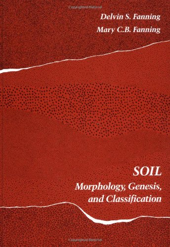 Soil: Morphology, Genesis, and Classification
