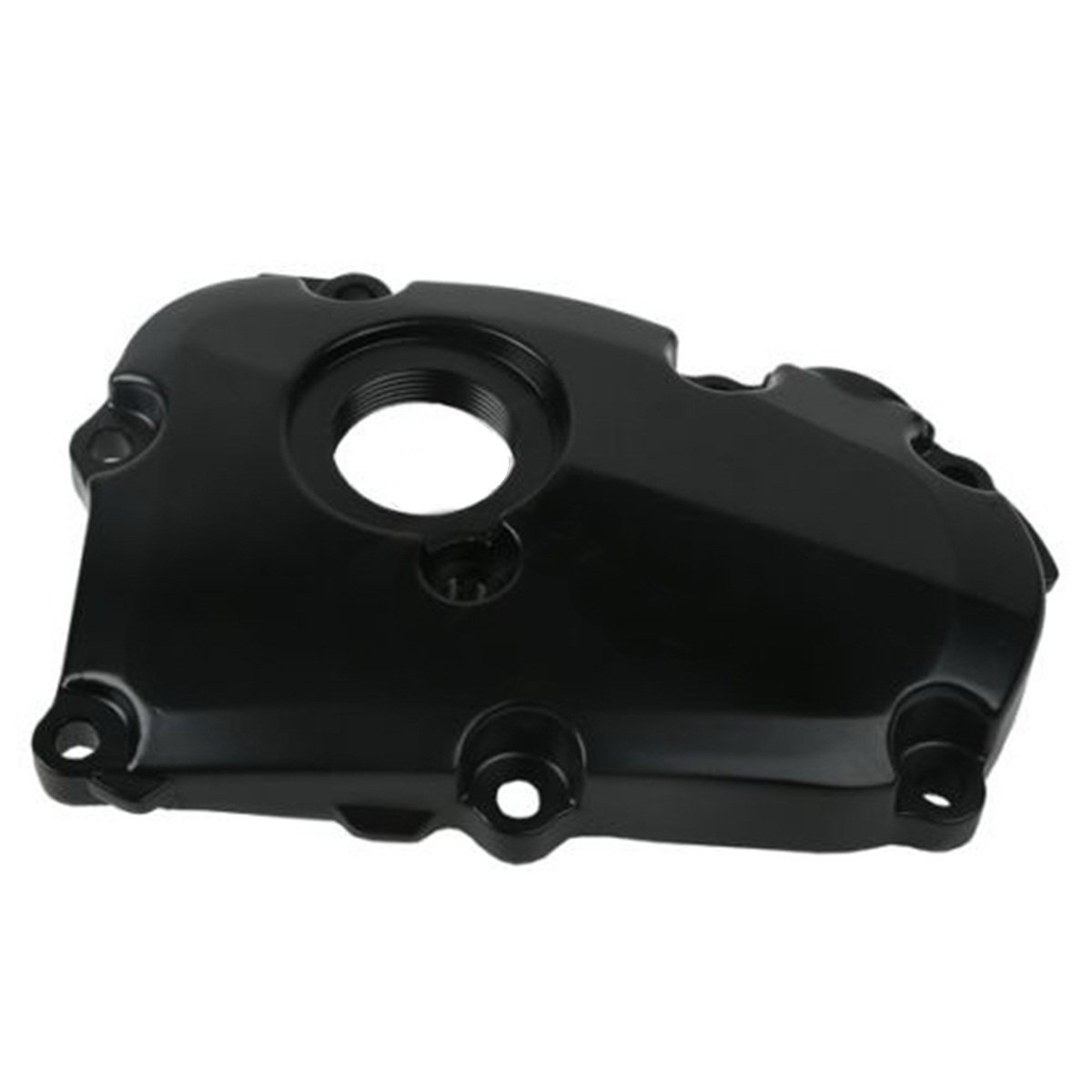 Right Engine Oil Pump Cover Crank Case Crankcase For Yamaha FZ6R FZ 6R 2009-2014