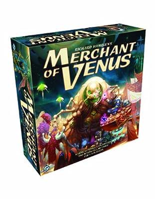 Merchant Of Venus by Fantasy Flight Games