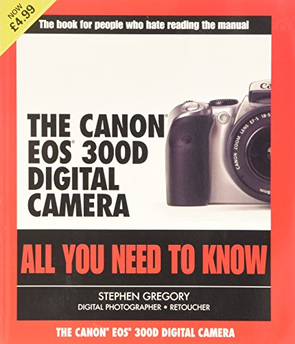The Canon Eos 300d Digital Camera : All You Need to Know