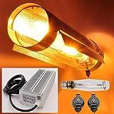 Cheap LEDwholesalers GYO2010 3-Piece 600 Watt Hydroponic 6-Inch Cool Tube Grow Light Set