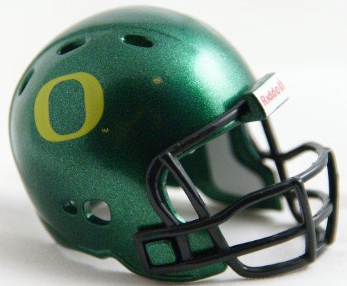 Pocket Pro Revolution - OREGON DUCKS Riddell Revolution POCKET PRO Mini Football Helmet