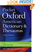 #8: Pocket Oxford American Dictionary & Thesaurus