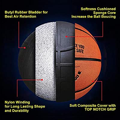 Kenon - Balón de Baloncesto Grabado para Hijo - Balón de ...