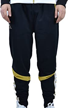 Kappa Pantalones de chándal para Hombre AFULY en Tejido Negro ...