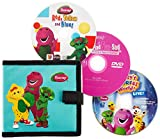 Barney's: Red, Yellow, and Blue! / Barney's Colorful World! Live! / Happy Mad Silly Sad (On-The-Go Pack) [Three-Disc Edition]