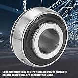2Pcs Ball Bearing Steel Insert Bearing Eccentric