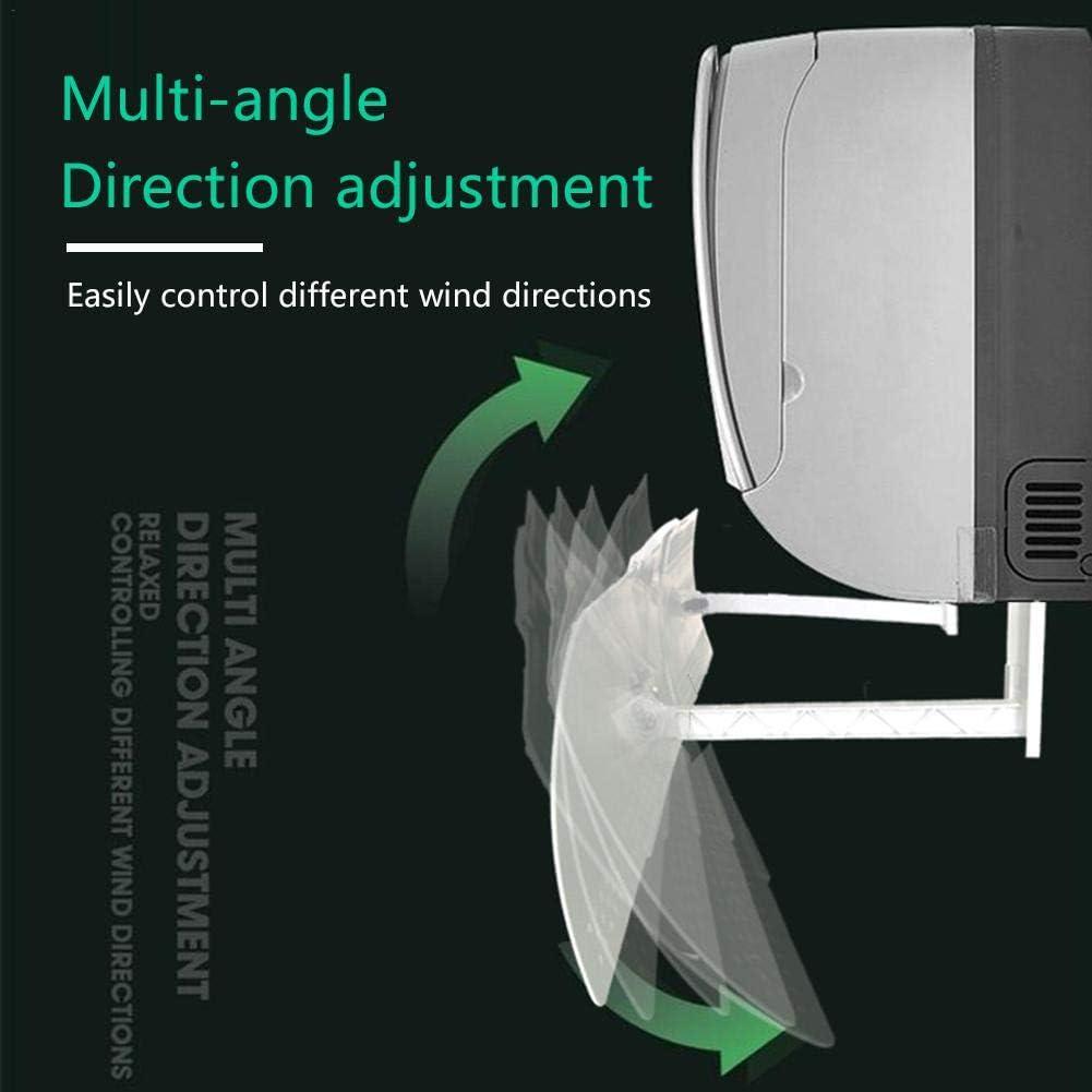 thelastplanet Deflector De Aire Cubierta De Guía De Aire Aire ...