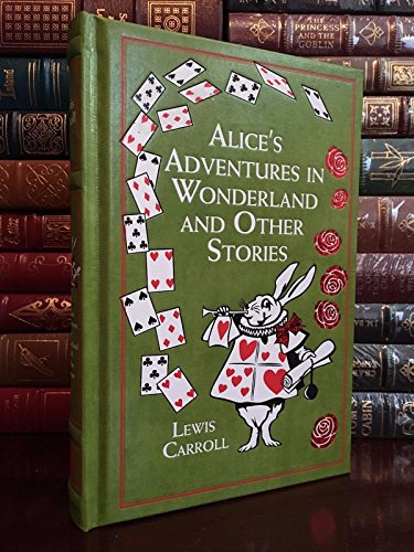alices-adventures-in-wonderland-stories-by-lewis-carroll-leather-bound-collectible