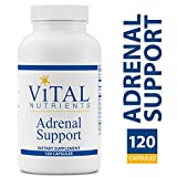 Vital Nutrients Adrenal Support Capsules, 120 Count Review