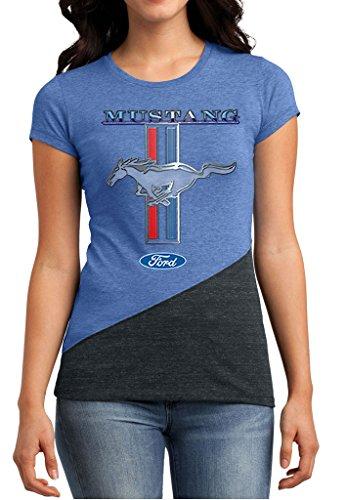 ladies-ford-mustang-stripe-tri-blend-crewneck-shirt-maritime-charcoal-xl