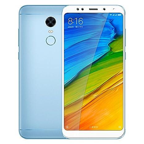 Tianu - Protector de pantalla antipolvo para Xiaomi Redmi 5 Plus (dureza 9H, antiarañazos), transparente blanco blanco: Amazon.es: Informática