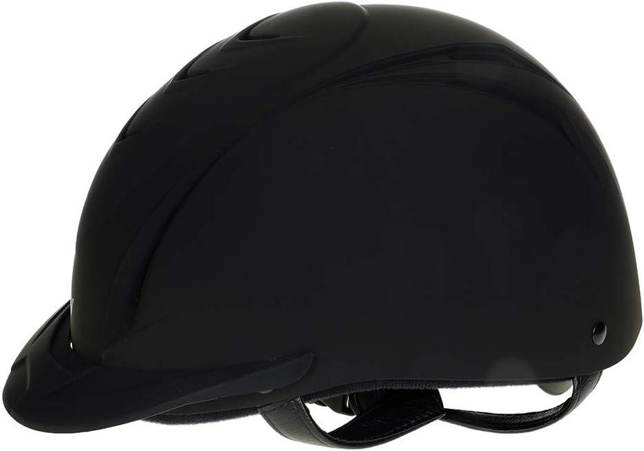 Ovation Deluxe Schooler Helmet M//L Black