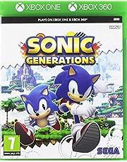 Sega, Sonic Generations Classics Per Xbox 360