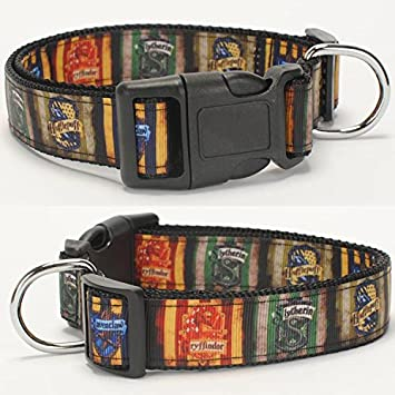 harry potter dog collar