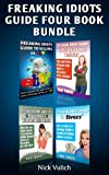 Freaking Idiots Guides 4 Book Bundle Ebay Fiverr eBooks & Public Domain (EBay Selling Made Easy 10)