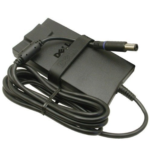 Free Original Dell 90W AC Power Adapter Charger For Dell Latitude E4310, P05G, E5400, PP32LA, E5410, P06G, E5510, P05F, E6400 Xfr, U315K, E6400, E6400 Atg, PP27L, E6410, E6410 Atg, PP27LA, 100L, PP08L, 2100, 2110, 2120, P02T Laptop Notebook Computers (New Styl