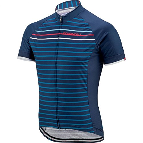 Louis Garneau Men's Equipe Bike Jersey (X-Large, Minimalist)