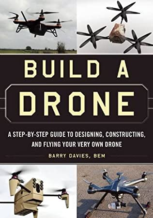 book cover of Build a Drone