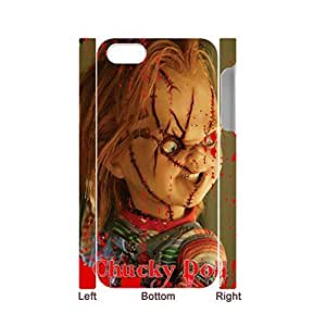 Generic With Chucky Doll Great Back Phone Case For Girl For Apple Iphone 5 Ip5S Choose Design 1-4