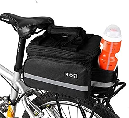 RBB-Bike Bag Alforja De Bicicleta Multi Impermeable Al Aire Libre ...