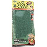 """Zoo Med 26080 Repti Cage Carpet (1 Pack), 18"""" x 36"""", Colors may vary"""