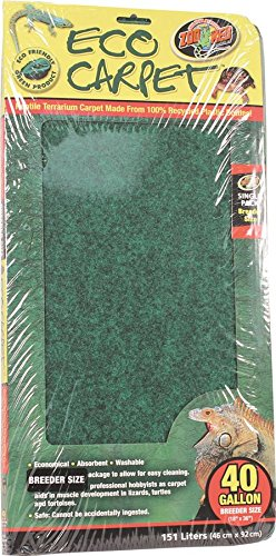 Zoo Med 26080 Repti Cage Carpet (1 Pack), 18