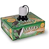 Fluker's Repta-Clamp Lamp Ceramic with Dimmable Switch