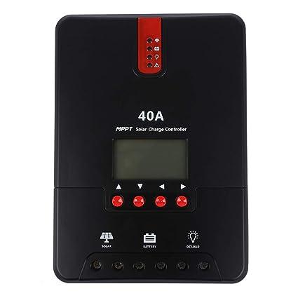 20a 12v/24v Solar Panel Charge Controller Battery Regulator Safe Protection Yy Photovoltaik-zubehör