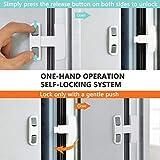 Home Refrigerator Fridge Freezer Door Lock, Latch