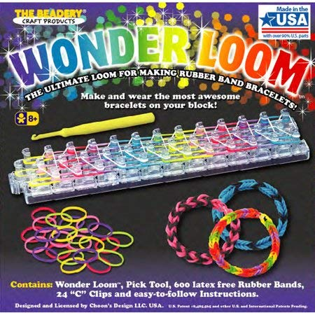 Kids Wonder Loom Kit for $<!--$25.04-->