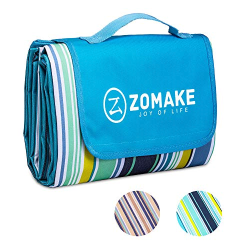 ZOMAKE Picnic Blanket with