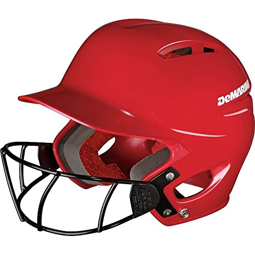 DeMarini Paradox Protege Pro Batting Helmet with Mask