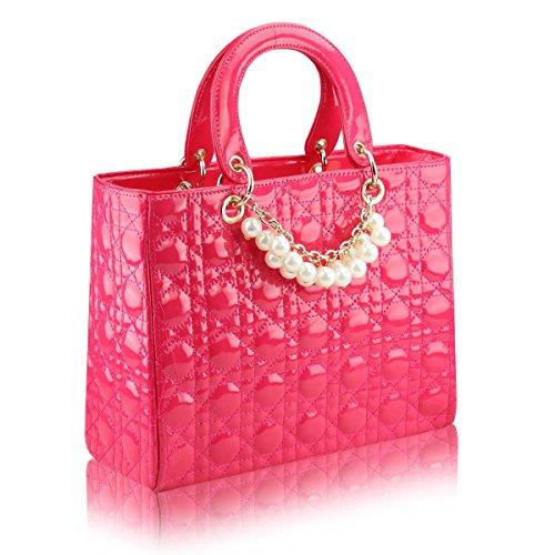 Para Eomjnexw rosa Mochila Bolso Rosa Mujer 8755752063316 qEOERwrx