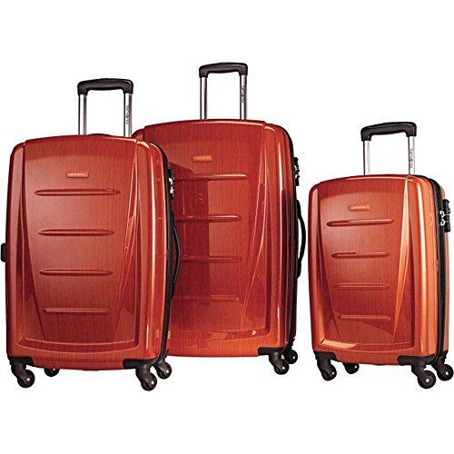 Samsonite Luggage Winfield 2 Fashion HS 3 Piece Spinner Set (Samsonite Winfield Spinner Collection)
