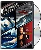 4 Film Favorites: Survival (Outbreak, The Perfect Storm, Poseidon, Twister)