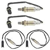 oxygen sensor e36 - A-Premium O2 Oxygen Sensor for BMW E53 X5 2001-2006 3.0L Z3 Z4 X3 2.5L M54 Upstream and Downstream 4-PC Set