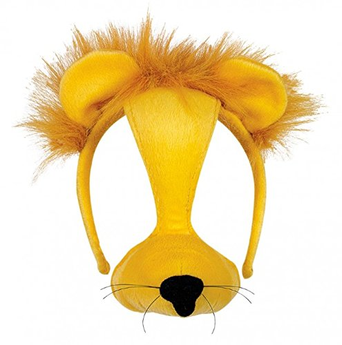 Lion Nose - Small World Toys Furree Faces - Lion Mask w/sound