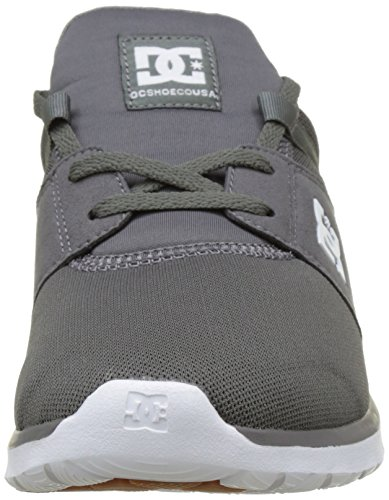 Heathrow DC M Grigio Sneakers Pewter Uomo Shoes zx5Cqw7