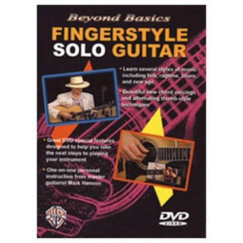 Fingerstyle Solo Guitar (Fingerstyle Solo Guitar (Beyond Basics))