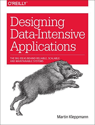 Designing Data-Intensive Applications - cover