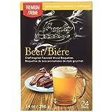 Bradley Smoker BTBR24 Beer Flavor Banquettes (24 Pack), Brown