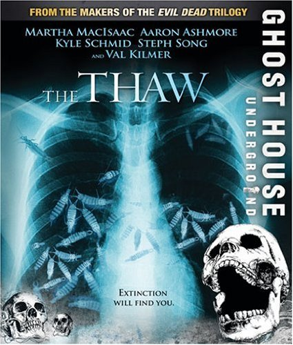 Blu-ray : The Thaw (Widescreen, Dolby, AC-3)
