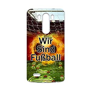 NICKER Wir Sind Basketball Cell Phone Case for LG G3