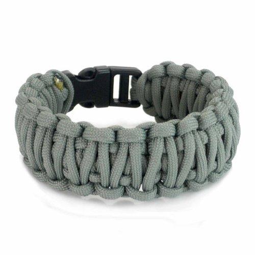 Tensores Acampada y senderismo Knotty Boys Survival Bracelet SportsCentre KY101-BRK