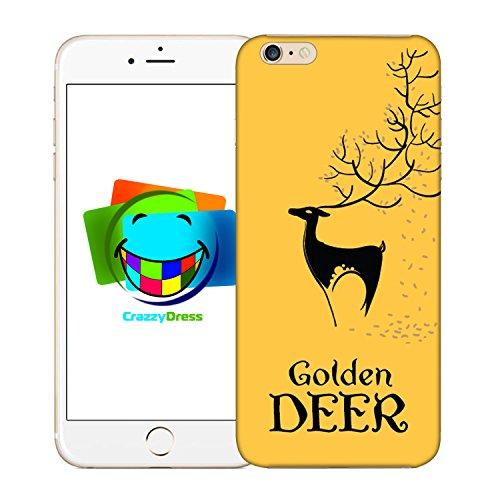 Bralexx 9212#_iPhone_6_6S_Deer_3 Schutzhülle für Apple iPhone 6/6S
