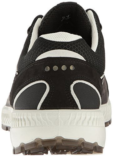 Ecco Mens Inneboende Tr Walker Mode Sneaker Svart / Svart