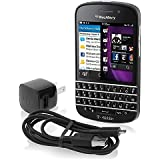 BlackBerry Q10, 4G LTE 16 GB GSM, No contract, T-Mobile Smartphone (Black)